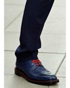 dior homme lace ups - spring 2013...