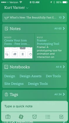 Notes from Evernote › PatternTap