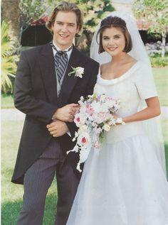 zack and kelly wedding in las vegas ;)