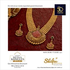 Gold Jewelry For Brides Code: 9446885288 Gold Ring Designs, Gold Bangles Design, Gold Earrings Designs, Gold Jewellery Design, Silver Jewellery, Indian Jewelry, Jewelery, Silver Rings, Real Gold Jewelry