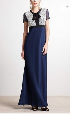 Anthropologie Lora Maxi Dress by Vessel by Timo 12 (was 348.00) #AnthropologieByVasselbyTimo #Maxi #Formal