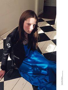 Stolnick April 2017 Torry Zherebtcova by Igor Oussenko - Fashion Editorials