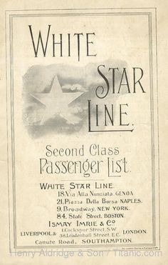 very rare titanic 2nd class passenger list sold for a world record at auction