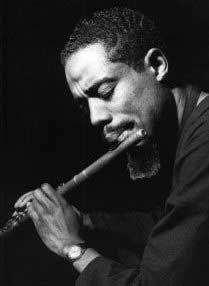 Eric Dolphy was interested in bird songs. In one version, he played to them in his backyard and they sang back.