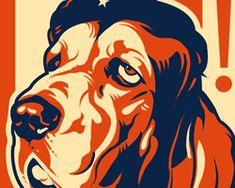 Obey the Basset Hound