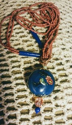 This glorious large hollow glass bead is stunning. I could not get a picture that does the bead justice. Ann Marie Hodrick blessed me with this bead. Washer Necklace, Glass Beads, Ann, Blessed, Soup, Etsy Shop, Pendant, Party, Blog
