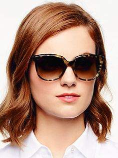 bayleigh sunglasses by kate spade new york