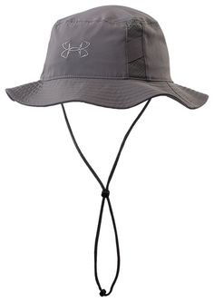 Under Armour UA Fish ArmourVent Bucket Hat for Men | Bass Pro Shops
