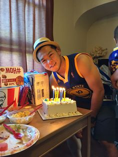 Happy 30th birthday Canton! Golden State Warriors 2015 NBA Champions!