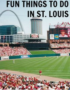 FRUGAL Fun Things To Do In St. Louis…