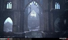 by Jeremy Huxley, Environment Artist (Textures & Materials) at Naughty Dog