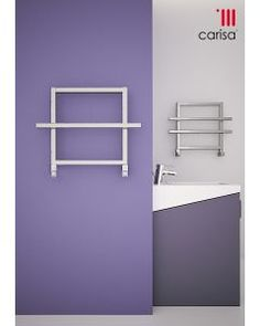 Our wide range of Heated Towel Rails include designer, traditional, electric and heated Our heated chrome towel rails are ideal for Bathrooms and come with FREE UK Delivery Electric Towel Rail, Chrome Towel Rail, Electric Radiators, Towel Radiator, Designer Radiator, Towel Warmer, Heated Towel Rail, Shower Enclosure, Trendy Tree