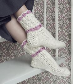 Nordic Yarns and Design since 1928 Knitting Socks, Leg Warmers, Fingerless Gloves, Knit Crochet, Projects To Try, Kissa, Fashion, Tutorials, Patterns