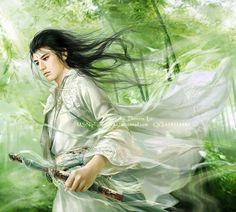 ever green by Phoenix Lu ~•º•>¡<~>!<~>¡<•º•~