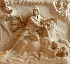 El dios Mitra.