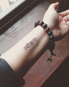#tattoo #sanscrit #sanscrittattoo #buddhism
