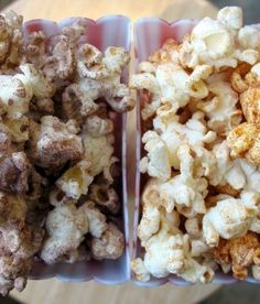 Pop Pop Pop Popcorn! | Big Red Kitchen - a regular gathering of distinguished guests