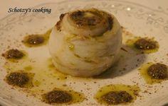 Schotzy's Cooking: Filet de sabre au pesto cuit au four