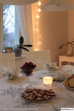 keittiö,olohuone,vaalea,valkoinen,pöytäliina