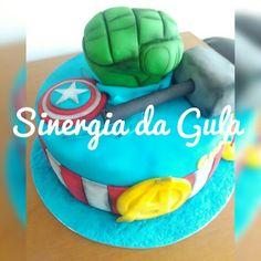 Para o nosso super herói!