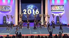 California All-Stars Cali Coed Worlds 2016 (Semi-Finals)