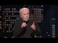 """George Carlin ~ The American Dream  """"You have to be asleep to believe it."""" A short excerpt from the video """"Life Is Worth Losing"""" (2005)."""