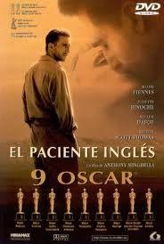 El paciente inglés es una película de cine británica de 1996 dirigida por Anthony Minghella. Está basada en la novela del mismo título de Michael Ondaatje y ambientada durante la Segunda Guerra Mundial.