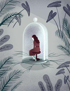 A Redoma de Vidro, de Sylvia Plath