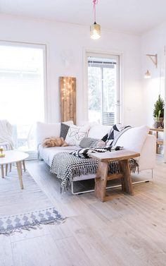 natural living room #7