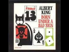Albert King - Born Under a Bad Sign #music #blues