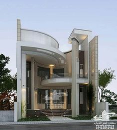 Architecture House Elevation Amazing House Design Ideas For 2020 - Engineering Discoveries Modern Small House Design, Modern Exterior House Designs, Bungalow House Design, Cool House Designs, House Outside Design, House Front Design, House Architecture Styles, Modern House Facades, Model House Plan