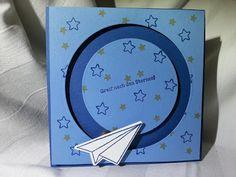 Kullerkarte Himmelsstürmer mit Anleitung auf meinem Blog; stampin up