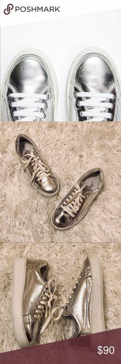 f5e588e5b38 9 Best silver metallic shoes images