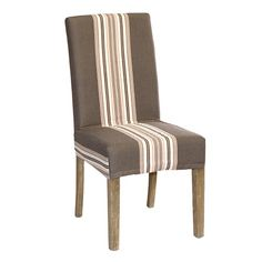 Lenn+Dining+Chair+-+Stripe