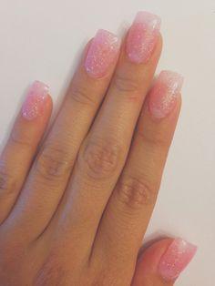 SNS nails.