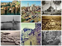 Eski İstanbul'un birbirinden güzel 50 nostaljik fotoğrafına hayran kalacaksınız. Simply Life, Istanbul, Classic Cars, Nostalgia, Louvre, Building, Photography, Travel, Photograph