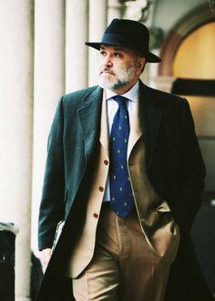 イタリアオヤジに学ぶ! ボルサリーノ (Borsalino) 帽子の着こなし♪|ボルサリーノ | Borsalino のハット通販取扱店舗【ボルサリーノスタイル】の店主ブログ
