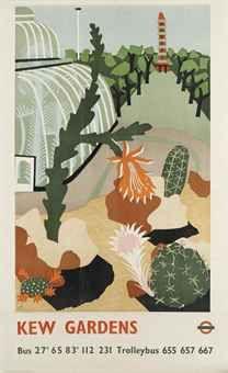 Kew Gardens, Edward Bawden