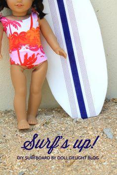 DIY SURFBOARD!