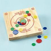 Kids' Toys: Kids Tiddley Winks Game in Stocking Stuffers