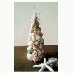 "I love getting feedback from my happy customers!!  ★★★★★ ""Perfect thank you so Much"" Angela S. http://etsy.me/2CmfoyZ #etsy #housewares #homedecor #white #christmas #brown #seashellornament #christmasornament #seashell #seashell"
