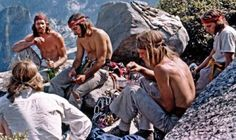 stonemasters 1970s rock climbers