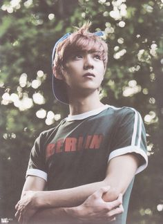 Luhan. Love. Cre: the owner/as logo