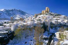 #Maurische Schlösser in #Andalusien, #Spanien  Moorish castles in #Andalusia, #Spain    © Sylvain Saustier