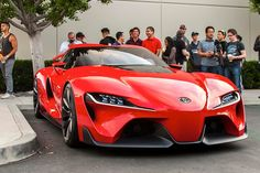 toyota ft-1 - Google Search