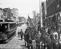 Memorial Day in the Bronx, circa 1890