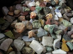 2 POUNDS OF A 12 Stone Mix from Madagascar rough gemstones labradorite, rose quartz, septarian, green opal, desert jasper, apatite, amethyst, petrified wood, girasol opal, red jasper, yellow jasper & chrysocolla by GYPSY PALACE. $13.89. this is a mix of 12 quality gemstones from Madagascar of the coast of Africa. They are all great for tumbling, etc. it is a mix of labradorite, rose quartz, septarian, green opal, desert jasper, apatite, amethyst, petrified wood, girasol ...