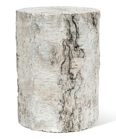 Another great find on #zulily! Small Birch-Look Pedestal/Stool #zulilyfinds