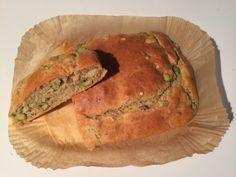 Sympa le cake au thon et aux olives d'Aurélia, qui rédige sur le blog de la Rêveuse.