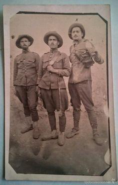 GUERRA DE MARRUECOS SOLDADOS DE CABALLERÍA BEN KARRICH 1924 - Foto 1 Light And Shadow, Your Story, Morocco, Cuba, Spanish, Empire, Military, War, Pictures